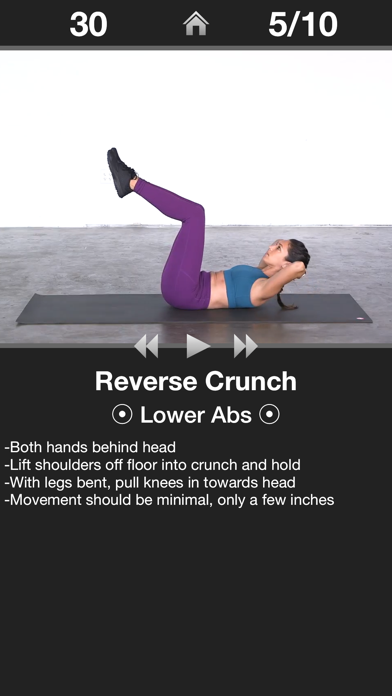 Daily Ab Workout - Abs Fitness-2