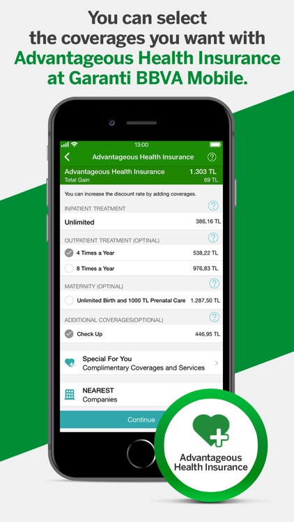 Garanti BBVA Mobile screenshot-5
