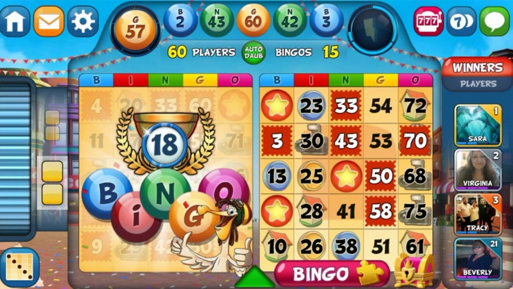 Bingo Drive™ Live Bingo Games screenshot-0