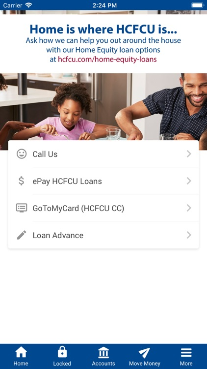 Harris County FCU screenshot-0