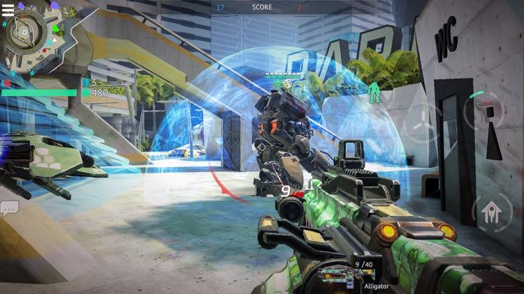 Infinity Ops: Sci-Fi FPS screenshot-4