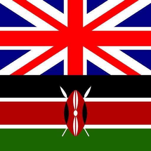 English Swahili Dictionary + icon