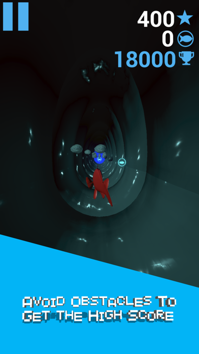 Fish Tube Dash screenshot 7