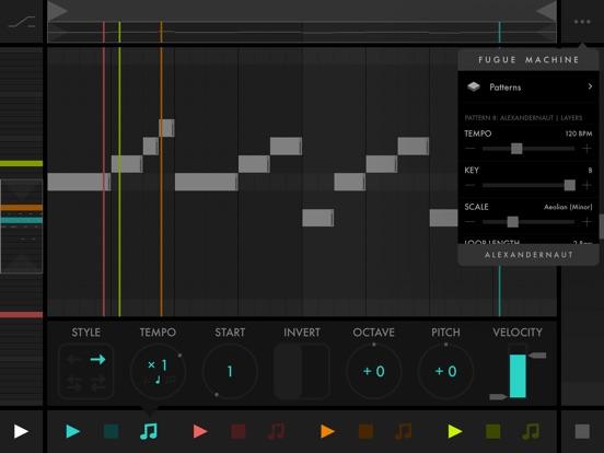 Screenshot #6 pour Fugue Machine