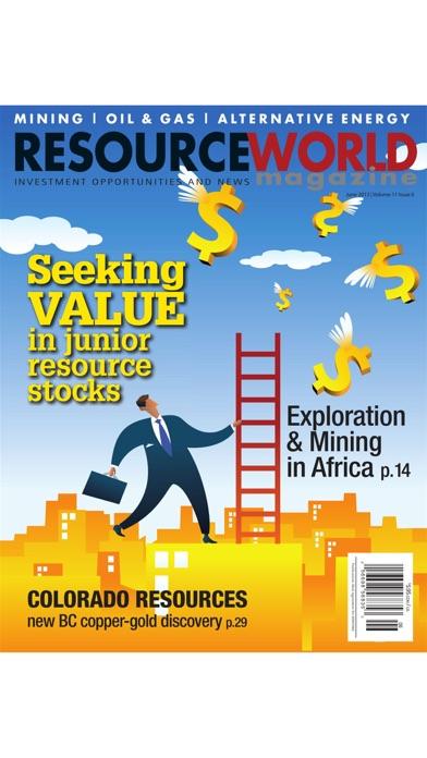 Resource World Magazineのおすすめ画像9