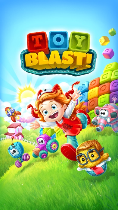 Toy Blast for windows pc