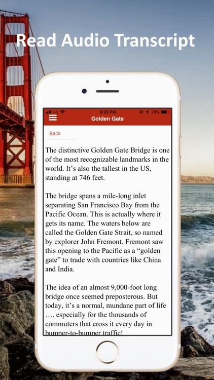 Golden Gate Bridge SF Tour screenshot-5