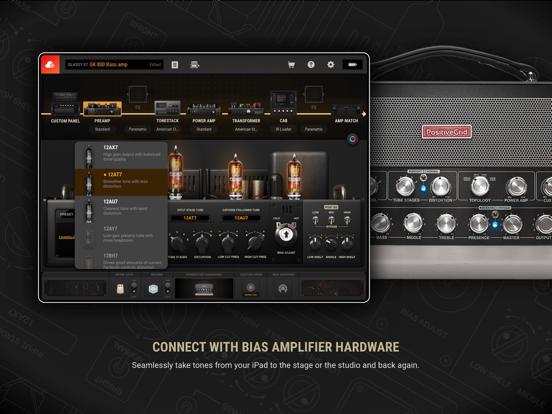 BIAS AMP 2 - for iPadのおすすめ画像6