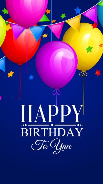 100+ Happy Birthday Wishes App