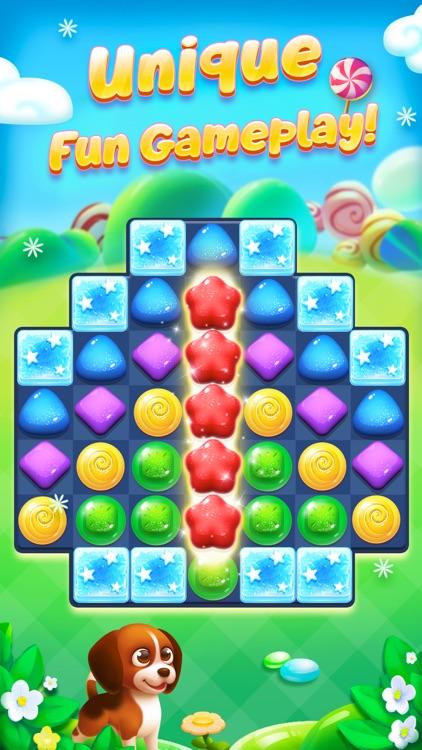 Candy Charming-Match 3 Puzzle screenshot-5