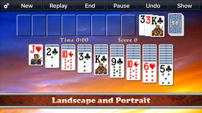 Screen Shot Solitaire City 3
