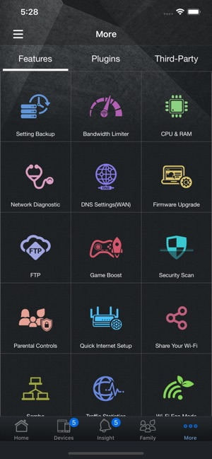 ASUS Router on the App Store