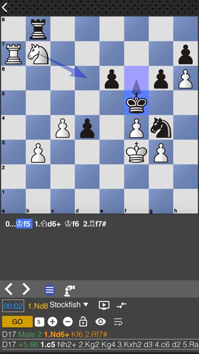 Screen Shot Chess Tempo: Chess tactics 4