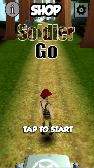 Screenshot for Soldier Go in United States App Store