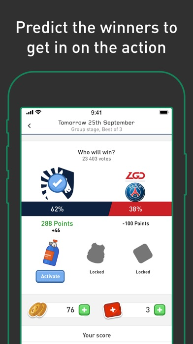 Screenshot for Strafe Esports in Chile App Store
