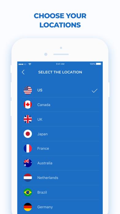 VPN Traffic for iPhoneのおすすめ画像4