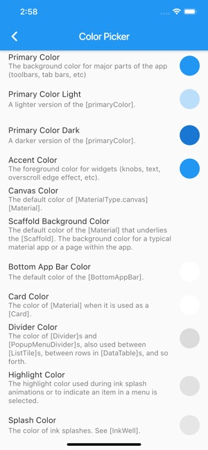 Material Themer on the App Store
