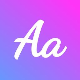 Fonts for IG & Social Apps
