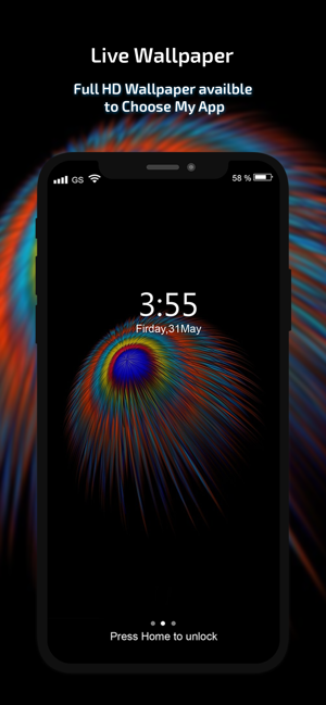 Live Wallpaper Hd Theme Maker On The App Store