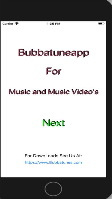 BUBBATUNES screenshot 3