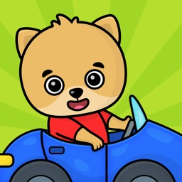 Car games for kids & toddlers