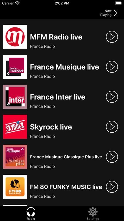 France Radio Online | FM et AM