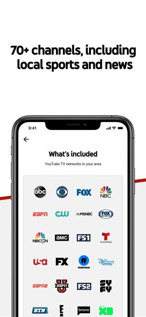 6b0b0cda958 YouTube TV on the App Store