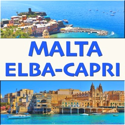 Malta - Elba - Capri Islands