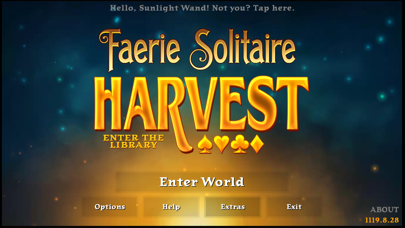 Faerie Solitaire Harvest screenshot #2