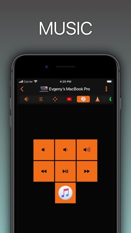 Remote Control for Mac/PC Pro screenshot-6