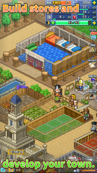 Kingdom Adventurers screenshot 1