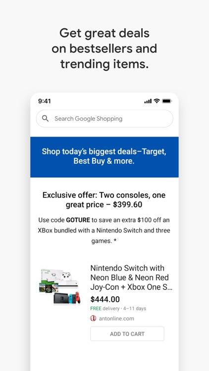 Google Shopping - Shop easier screenshot-3