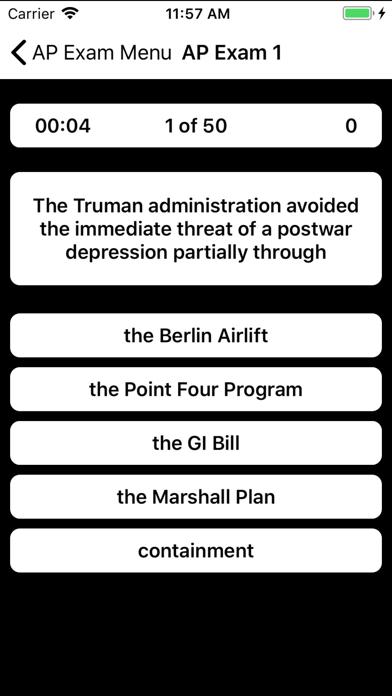 AP US History Prep 2020 Screenshots