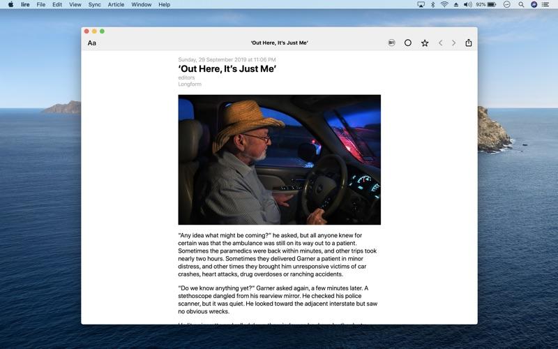 lire for Mac