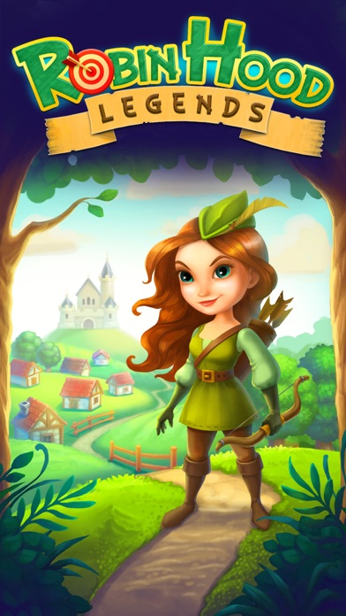 Robin Hood Legends - Merge 3 screenshot 5