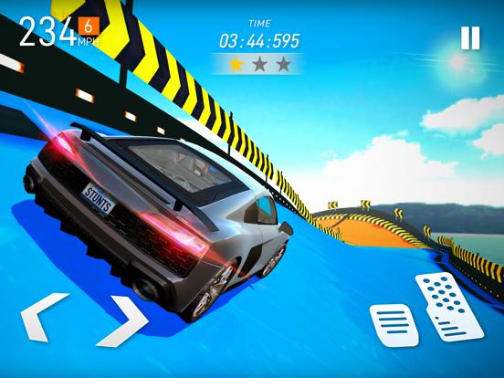 Car Stunt Races: Mega Ramps для iPad