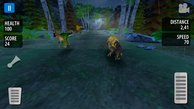 Jurassic Escape: Dino Sim 2020 screenshot-3