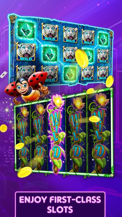 Slot Bonanza- 777 Slots Casino screenshot-3