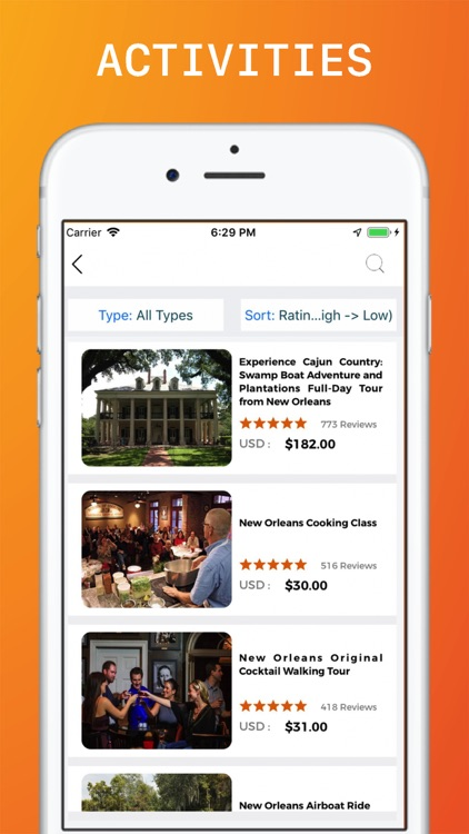 New Orleans Travel Guide screenshot-5
