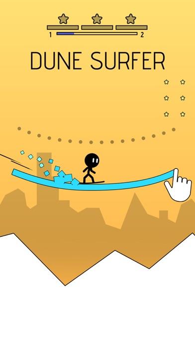 Dune Surfer screenshot 1