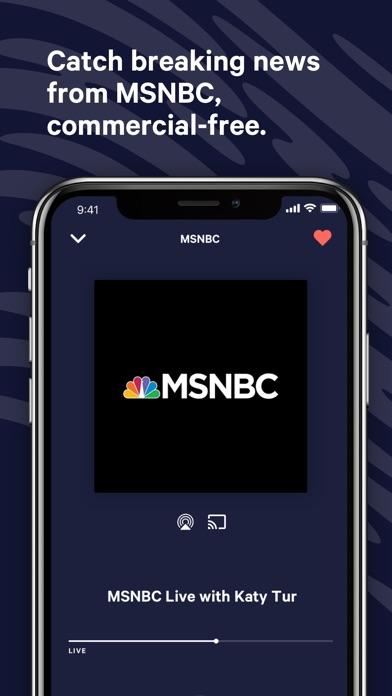 TuneIn: NBA, Radio & Podcasts Screenshot