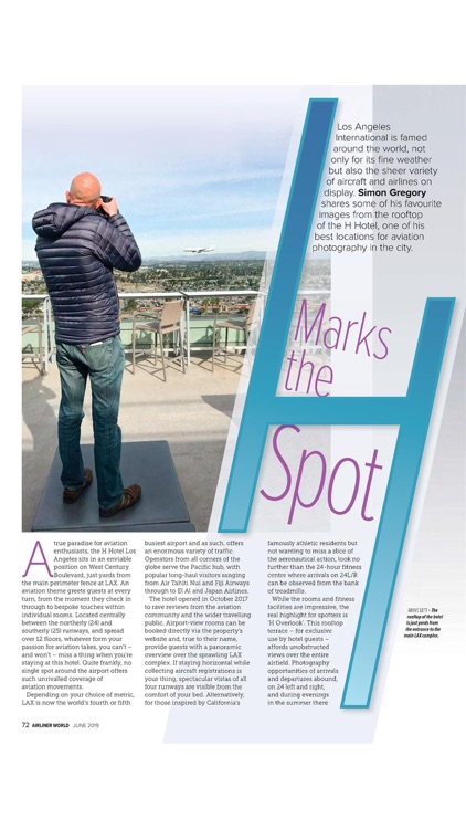 Airliner World Magazine screenshot-5