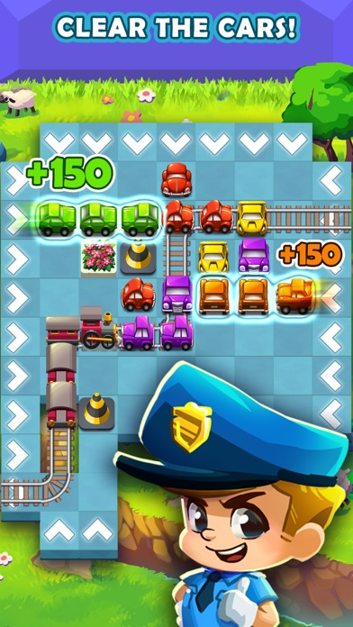 Traffic Puzzle screenshot 4