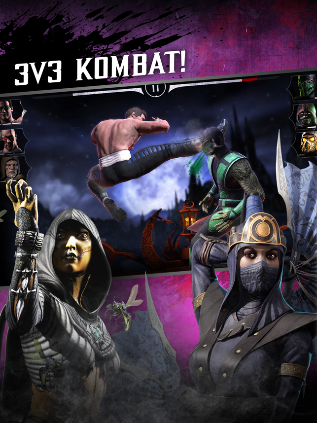 ‎Mortal Kombat Screenshot