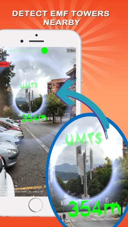 EMF Cell Towers Detector screenshot-0