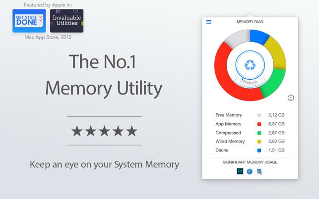 Memory Diag on the Mac App Store