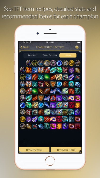 TFT LCS for League of Legends screenshot-6