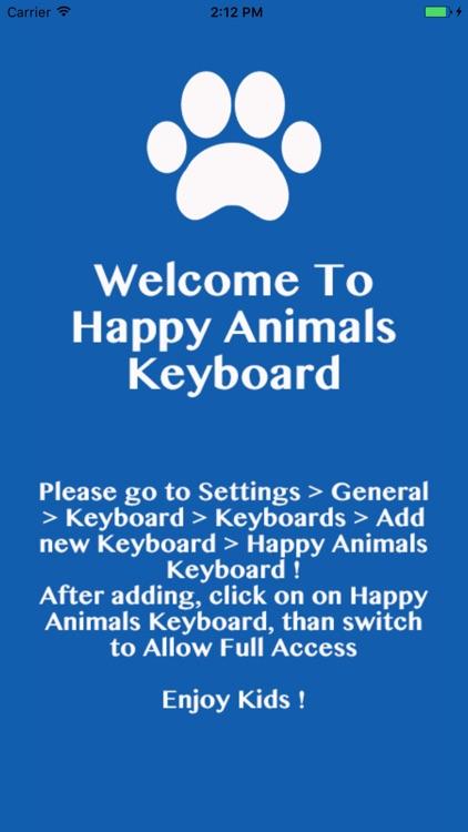 Animals Emoji screenshot-3