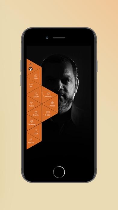 حسين الاكرف- التطبيق الرسميلقطة شاشة2