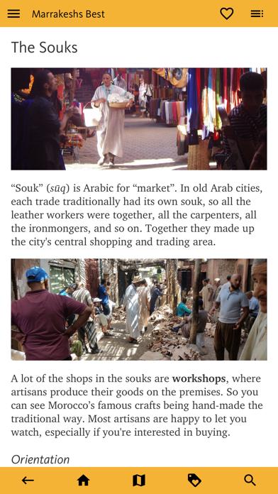 Marrakesh's Best Travel Guide screenshot 6
